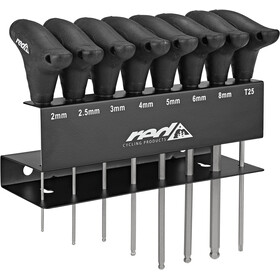 Red Cycling Products T-Hex Wrench Set